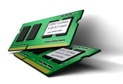 8GB kit iMac 2010 / 2011 DDR3 1333MHz.