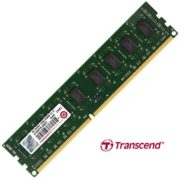 4GB DDR3 DIMM PC3-12800 (1600MHz.) Transcend