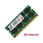 4GB DDR3 SO DIMM PC3-12800 (1600MHz.) Transcend