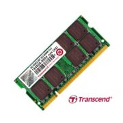 2GB DDR2 SODIMM PC2-5300 (667MHz.) Transcend