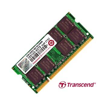 2GB DDR2 SO DIMM PC2-6400 (800MHz.) Transcend