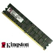4 GB DIMM DDR2 800MHz. ECC Registered Kingston