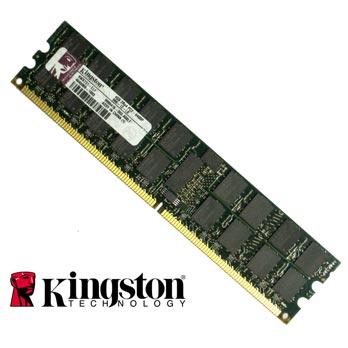 4 GB DIMM DDR2 800MHz. ECC Registered Kingston