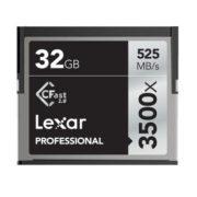 Lexar 32GB CFast 2.0 Professional 3500x 525MB/s