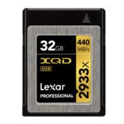 Lexar 32GB XQD 2933x Professional Card 440MB/s