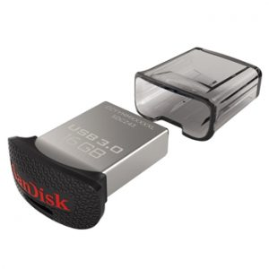 SanDisk Ultra Fit 16GB USB 3.0 Flash Drive