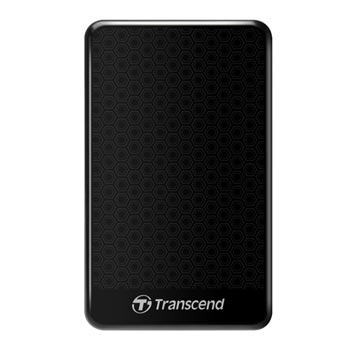 1TB StoreJet 25A3 SuperSpeed USB 3.0 HDD Transcend