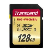 Transcend 128GB SDXC Ultimate 633x UHS-I U3