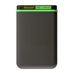 1TB StoreJet 25M3 SuperSpeed Mobile HDD Transcend
