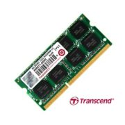 4GB Low Voltage DDR3 SO DIMM PC3-10600 (1333MHz.) Transcend