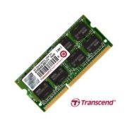 4GB Low Voltage DDR3 SO DIMM PC3-12800 (1600MHz.) Transcend