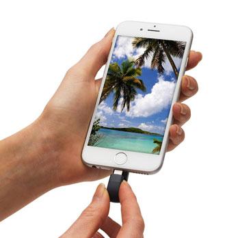 SanDisk 128GB iXpand USB 3.0 Flash Drive