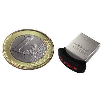 SanDisk Ultra Fit 32GB USB 3.0 Flash Drive