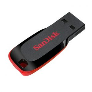 128GB Cruzer Blade USB 2.0 Flash Drive SanDisk