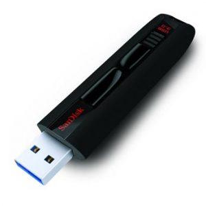 SanDisk 32GB Extreme USB 3.0 Flash Drive