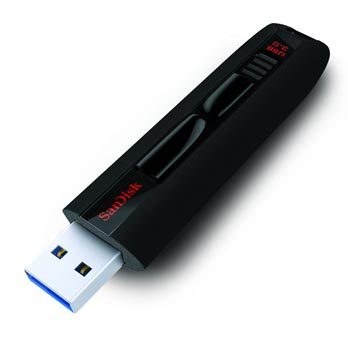 SanDisk 128GB Extreme USB 3.0 Flash Drive
