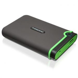 2TB StoreJet 25M3 SuperSpeed Mobile HDD Transcend