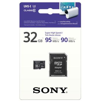 SONY 32 GB micro SD kaart SR-32UZ