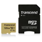Transcend 500S 128GB microSD