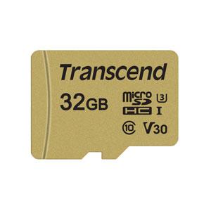Transcend 500S 32GB microSD