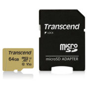 Transcend 500S 64GB microSD