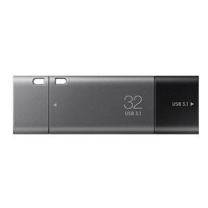 Samsung 32 GB Duo Plus USB Drive Type A / C 200MB/s
