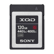 Sony XQD 120 GB Geheugenkaart 440 MB/s G Serie