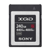 SONY 240 GB XQD G-series geheugenkaart 440MB/s