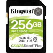 Kingston 512GB SD Kaart Canvas Select Plus UHS-I U1 V10