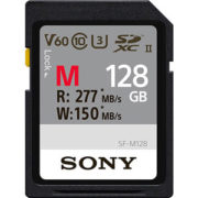 Sony 128GB SD kaart SF-M
