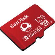 SanDisk 128 GB Extreme Micro SDXC voor Nintendo Switch (light)