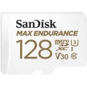 SanDisk 128GB Micro SD Max Endurance U3 100 MB/s