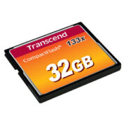 Transcend 32GB Compact Flash MLC 133X