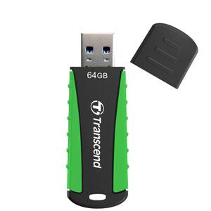 Transcend Rugged Pen Drive 64GB USB 3.1