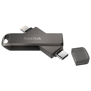SanDisk iXpand-Flashdrive Luxe