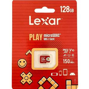 Lexar PLAY microSDXC 128GB