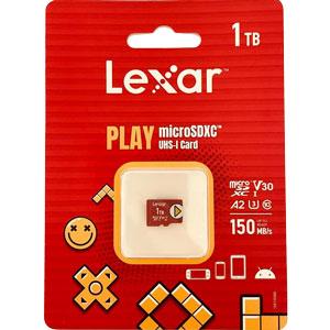 Lexar PLAY microSDXC 001tb