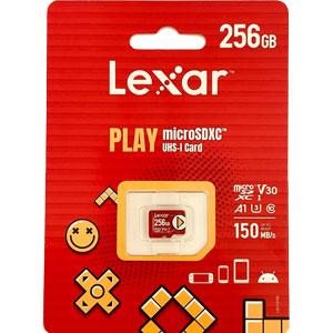 Lexar PLAY microSDXC 256GB