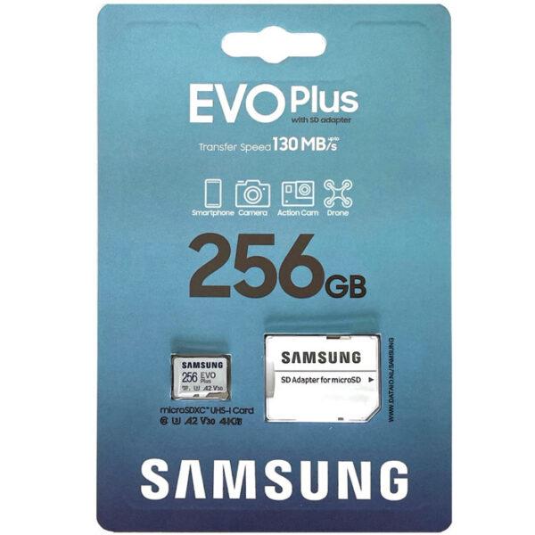 Samsung EVO Plus microSDXC 256GB 2021